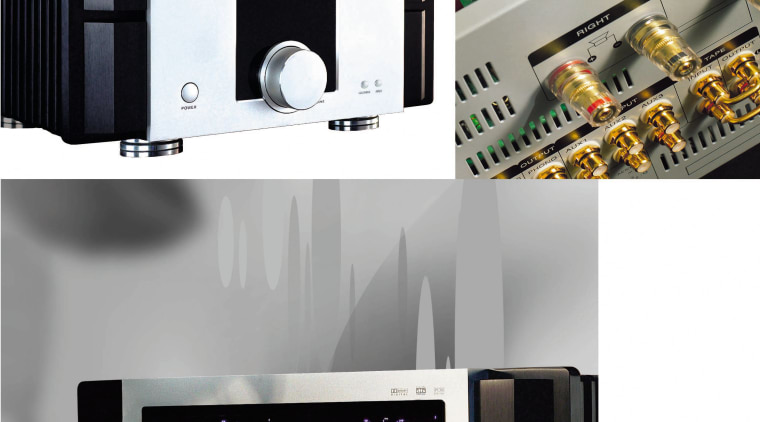 View of entertainment equipment electronics, multimedia, product, product design, small appliance, white, black