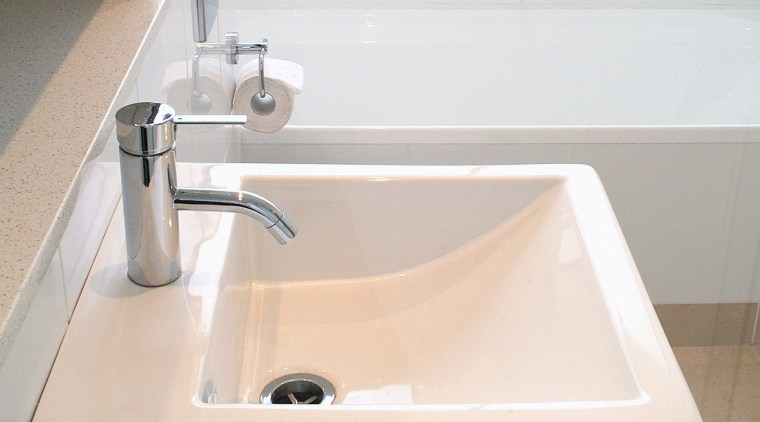 view of the square shaped hand basin hand bathroom, bathroom accessory, bathroom sink, bidet, ceramic, plumbing fixture, product design, sink, tap, toilet seat, gray, white