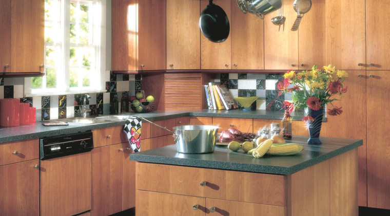 This modern Kitchen, designed an d installed b cabinetry, countertop, cuisine classique, hardwood, interior design, kitchen, room, gray