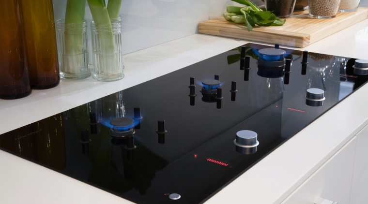 Other recent releases from Fisher & Paykel include countertop, furniture, glass, product design, sink, black, gray