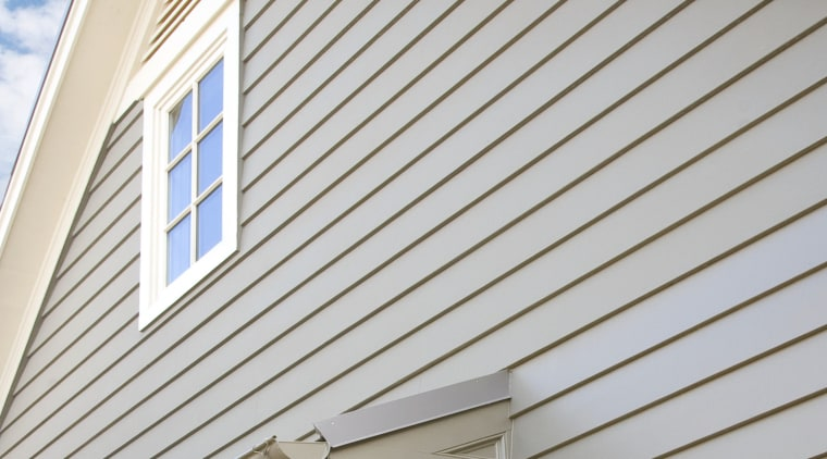 View of Artisan by James Hardie daylighting, elevation, facade, home, house, real estate, residential area, roof, shade, siding, window, wood, white