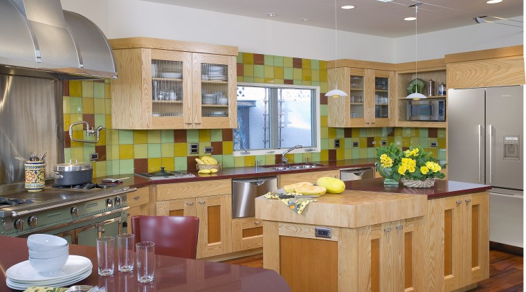 View of Kitchen appliances by Fisher & Paylal. cabinetry, countertop, interior design, kitchen, real estate, room, gray