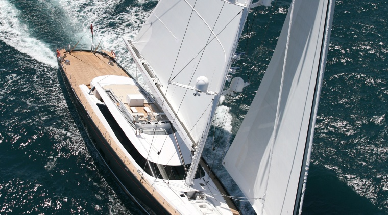 Ocean cruising will never be the same again boat, boating, cat ketch, dinghy sailing, keelboat, sail, sailboat, sailboat racing, sailing, scow, sloop, water, water transportation, watercraft, yacht, yacht racing, yawl, black
