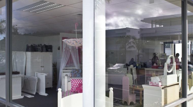 The new Tesori Children's Furniture store in Mairangi gray