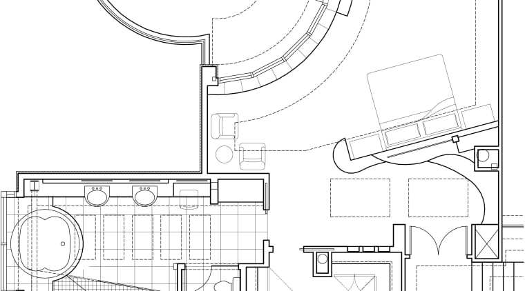 US2603-24968-PLAN angle, architecture, area, artwork, black and white, design, diagram, drawing, engineering, font, line, line art, plan, product, product design, structure, technical drawing, white