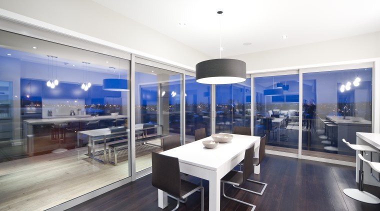View of the main living area of this apartment, ceiling, interior design, real estate, white