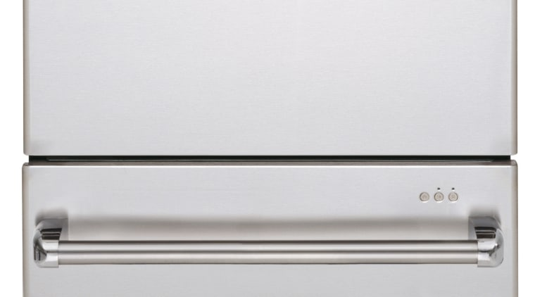 View of Fisher & Paykel appliances. product, product design, white