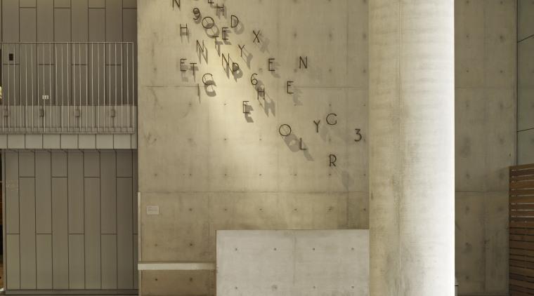 Ark North Sydney, NSW. Architect: Rice Daubney architecture, floor, interior design, structure, wall, wood, brown
