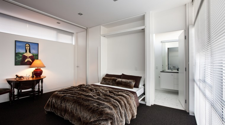 View of a bedroom which can be converted bedroom, ceiling, interior design, real estate, room, suite, gray