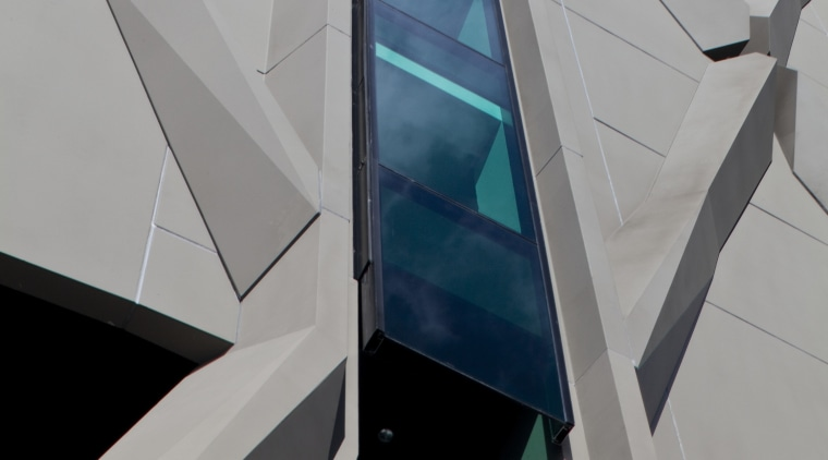 Rider Levett Bucknall Wellington worked with Mainzeal for angle, architecture, building, daylighting, design, glass, line, product design, sky, structure, gray, black