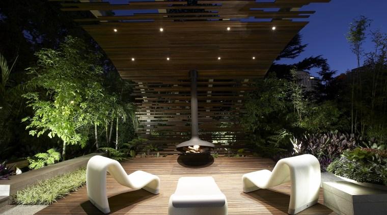 rolling stone landscapes, trends] | serene outlook award-winning garden by rolling stone, Design ideen