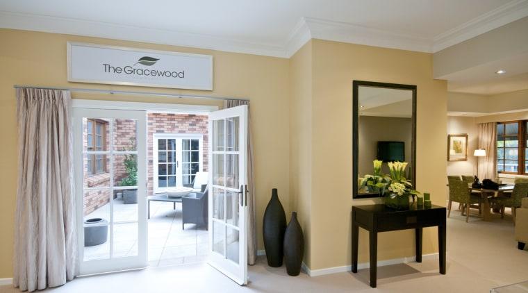 Resene paints on interior walls home, interior design, real estate, room, window, gray, white