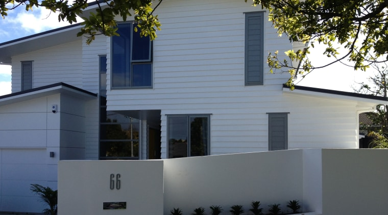 A great paint finish is always a sign architecture, building, elevation, facade, home, house, property, real estate, residential area, siding, window, gray