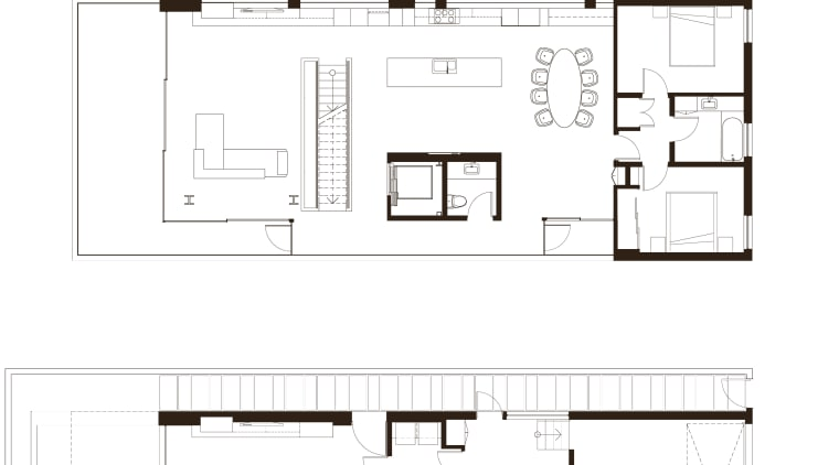 Three level beachfront house floor plan architecture, area, design, diagram, drawing, floor plan, font, line, plan, product, product design, square, text, white