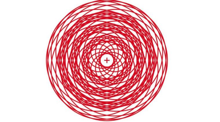 Nothing to chance – Smeg's new Planetarium wash circle, line, spiral, white