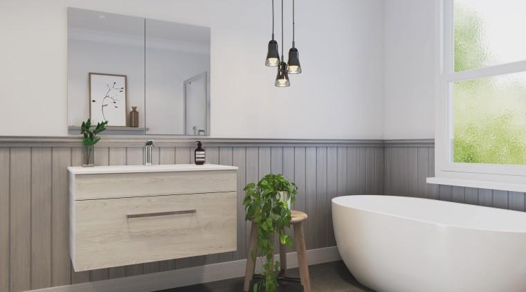 Levivi Shot Two Cu D Ext Handle 0005498 bathroom, bathroom accessory, floor, flooring, interior design, plumbing fixture, product, room, sink, tap, tile, gray