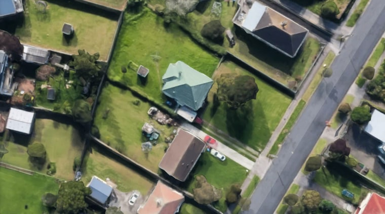 How to reap rewards from your under-utilised section aerial photography, bird's eye view, estate, home, house, neighbourhood, real estate, residential area, suburb, urban design, green, gray