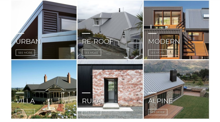 Check out different roof styles and options for architecture, elevation, facade, home, house, property, real estate, residential area, roof, siding, white