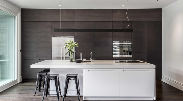 TIDA New Zealand Kitchens – proudly brought to cabinetry, countertop, cuisine classique, interior design, kitchen, gray, black