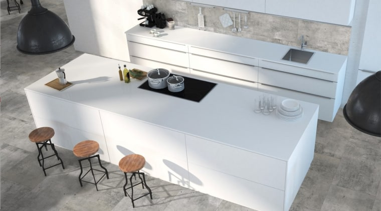 You can install this yourself desk, furniture, interior design, product design, table, gray