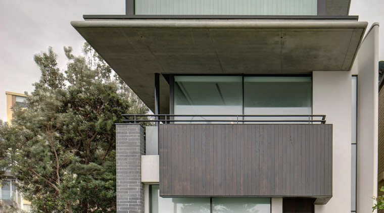 A Horizon Habitats project architecture, building, elevation, facade, home, house, real estate, residential area, siding, window, gray