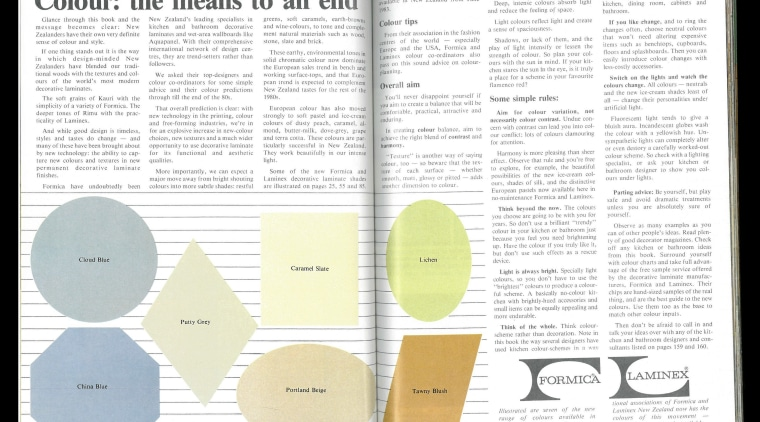 Colour: the means to an end? design, font, paper, product design, text, white
