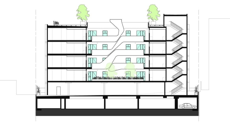 Plans for the building architecture, area, diagram, elevation, floor plan, line, plan, product design, residential area, structure, white