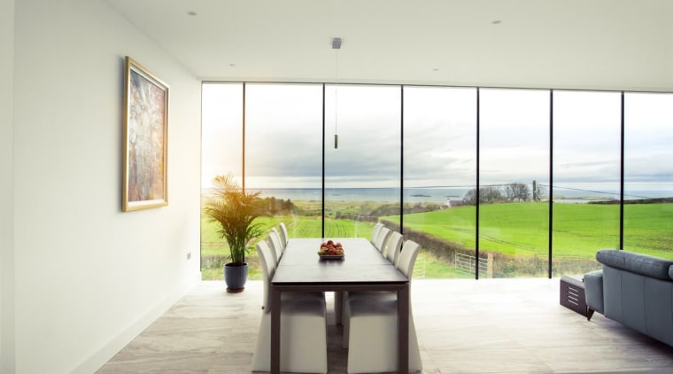 Trends] | Unashamedly modern home adopts traditional Irish layout