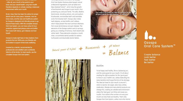 The T2 strategic, conceptual design and creative agency brochure, text, orange, white