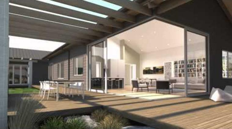 Find more information on Fletchers Windows and Door architecture, condominium, house, interior design, property, real estate, black