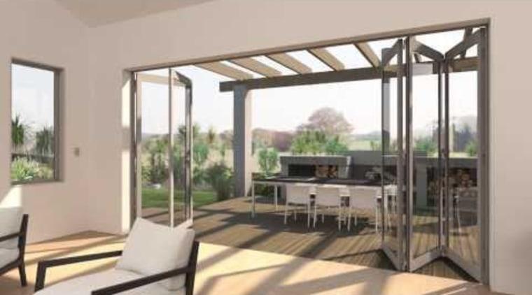 Find more information on Fletchers Windows and Door door, house, interior design, property, real estate, window, gray, black