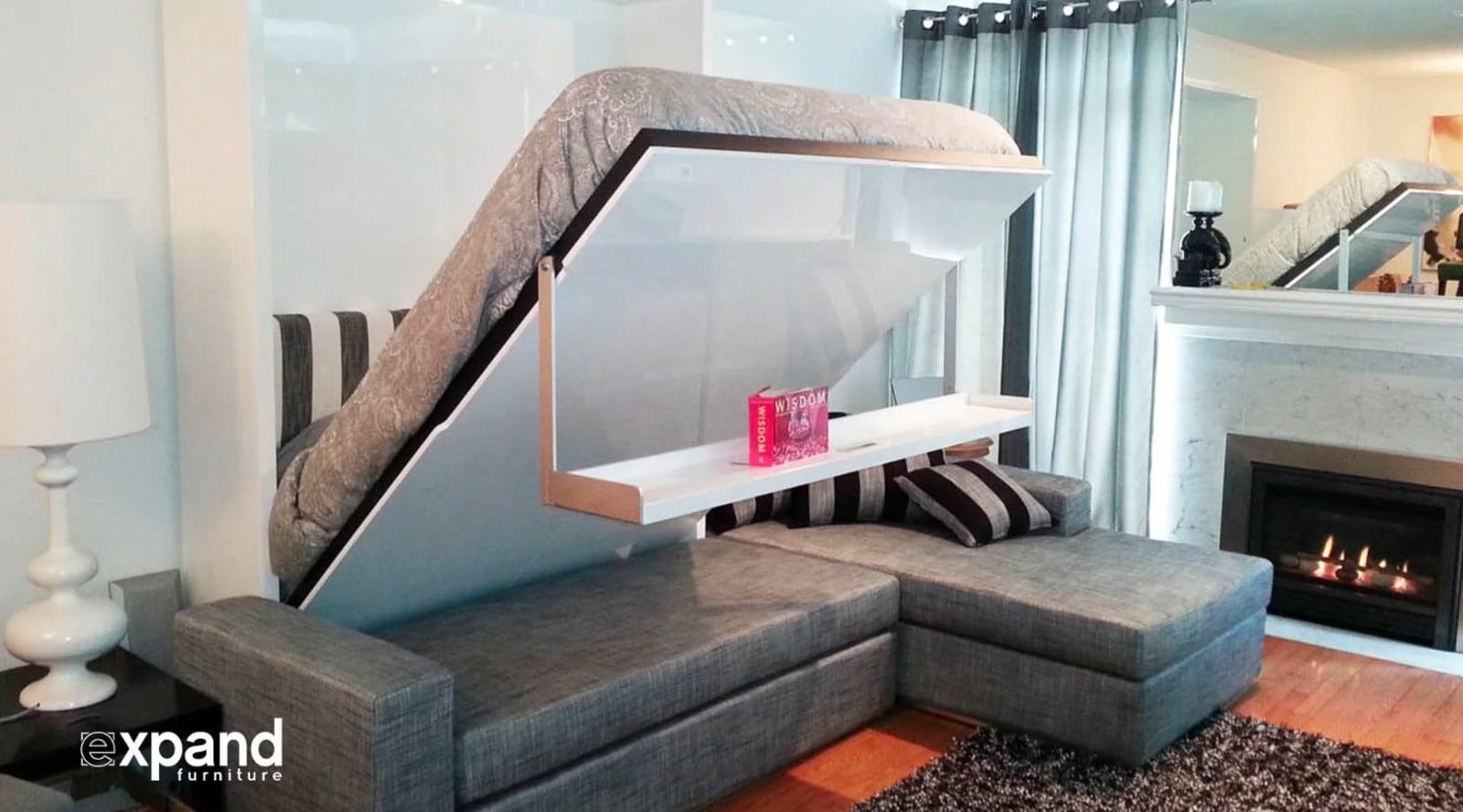 20 Genius Transforming Furniture Ideas Trends