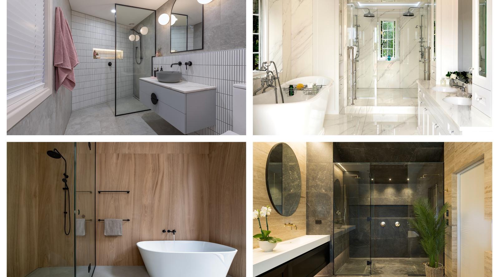 2020 Tida New Zealand Architect Designed Bathrooms Trends