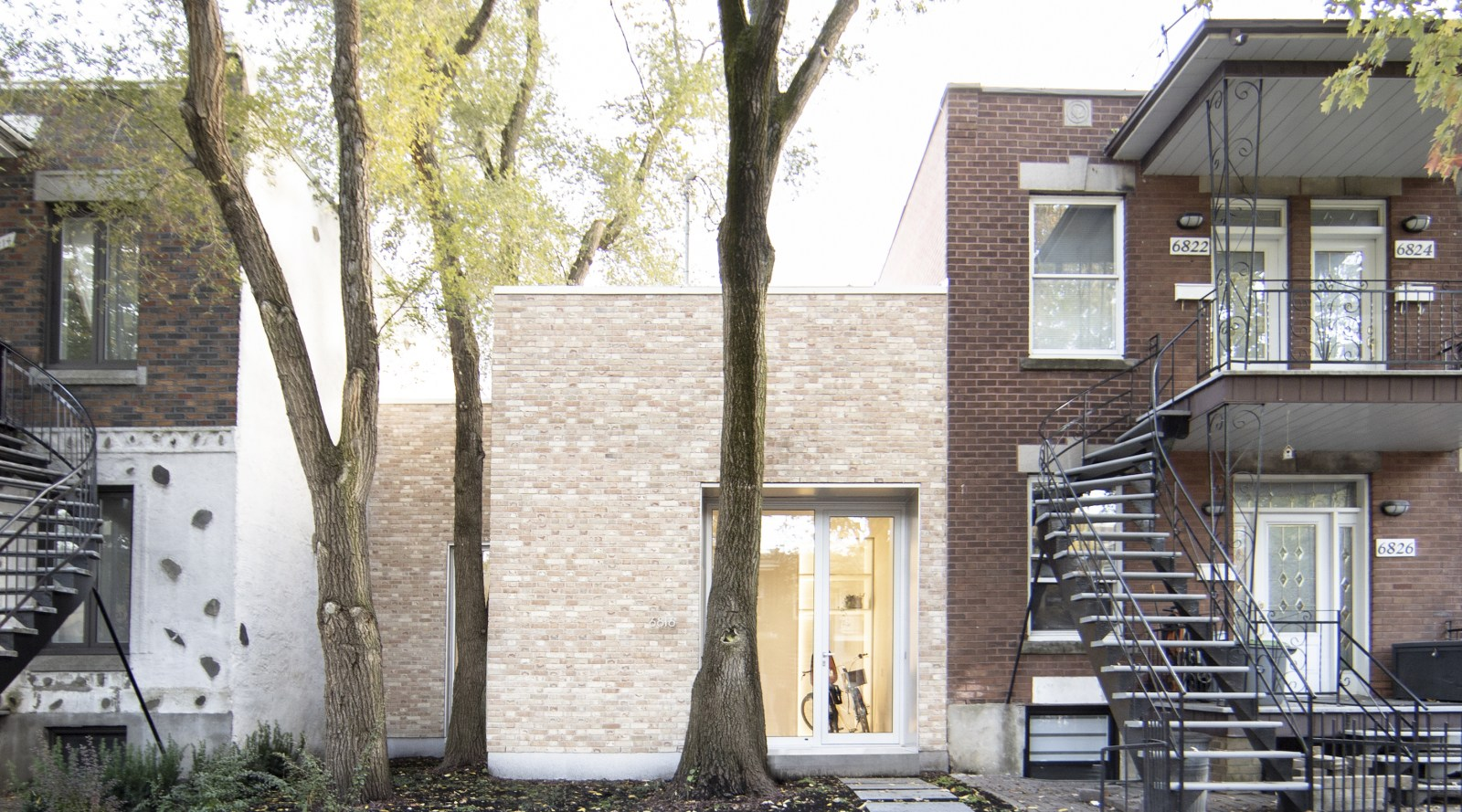 A renovation with a difference