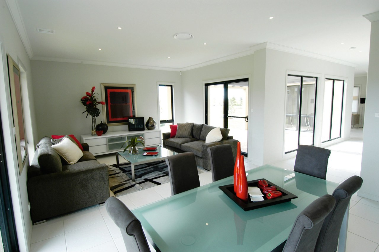 View of the living area interior design, living room, property, real estate, room, gray, white