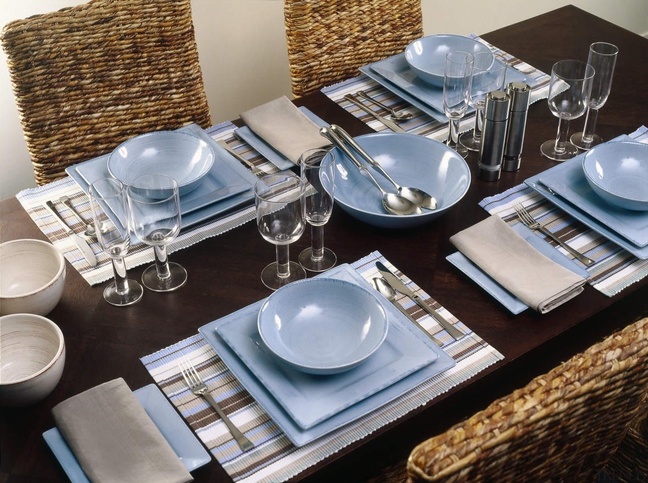 Rattan, seagrass and cane are in – an