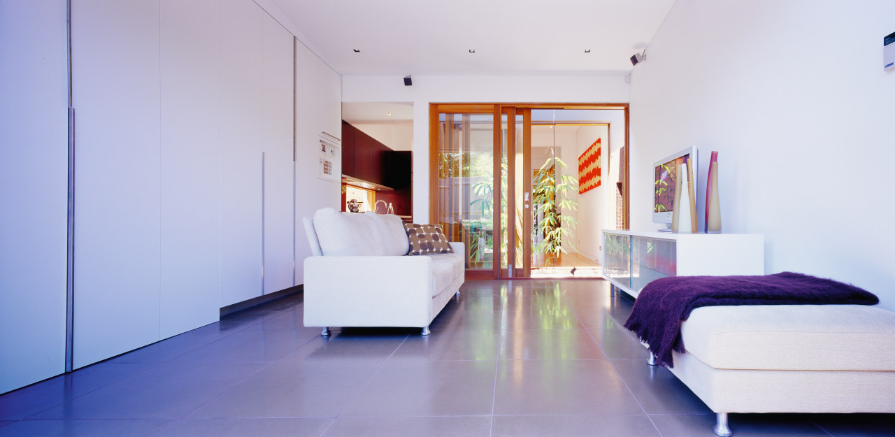 Interior view of living and lounge area architecture, ceiling, floor, house, interior design, room, gray