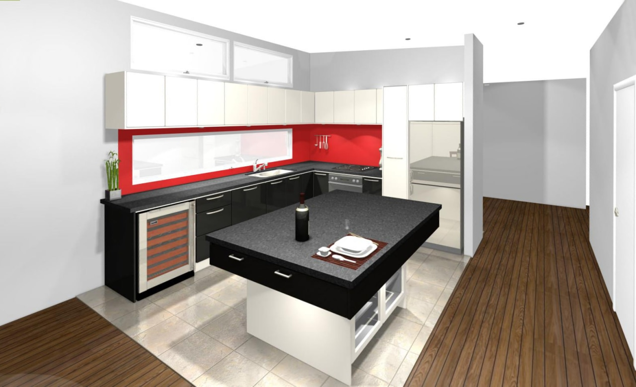 See before you buy Pridex Kitchens provides 3D countertop, floor, interior design, kitchen, product, product design, white