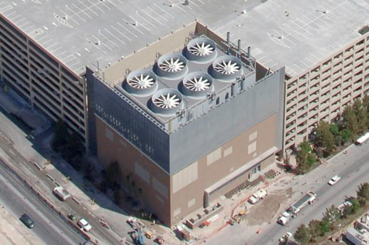 CityCenter, Las Vegas aerial photography, architecture, building, roof, gray