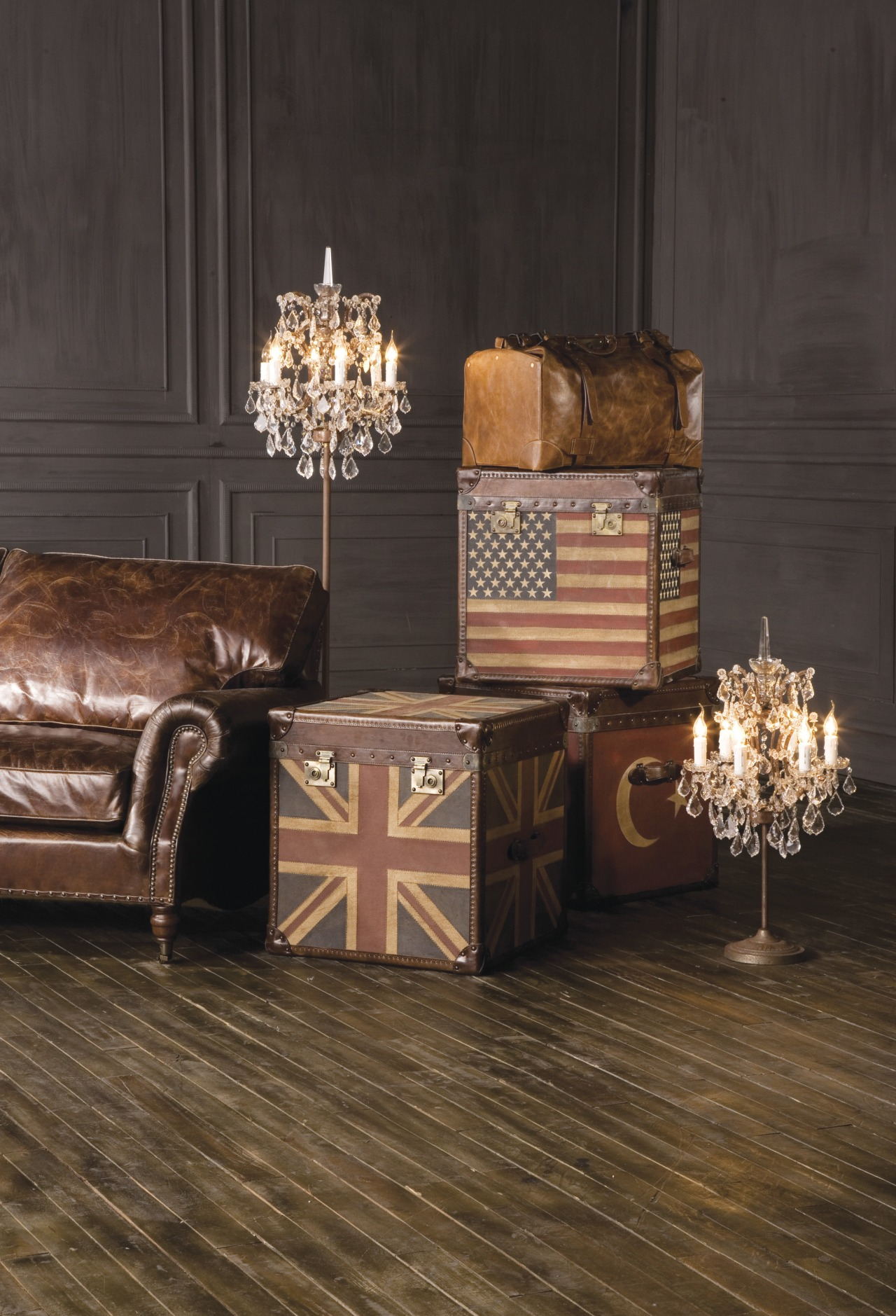 These soft furnishings were supplied and designed by brown, floor, flooring, furniture, hardwood, interior design, living room, table, wood, wood flooring, black, brown