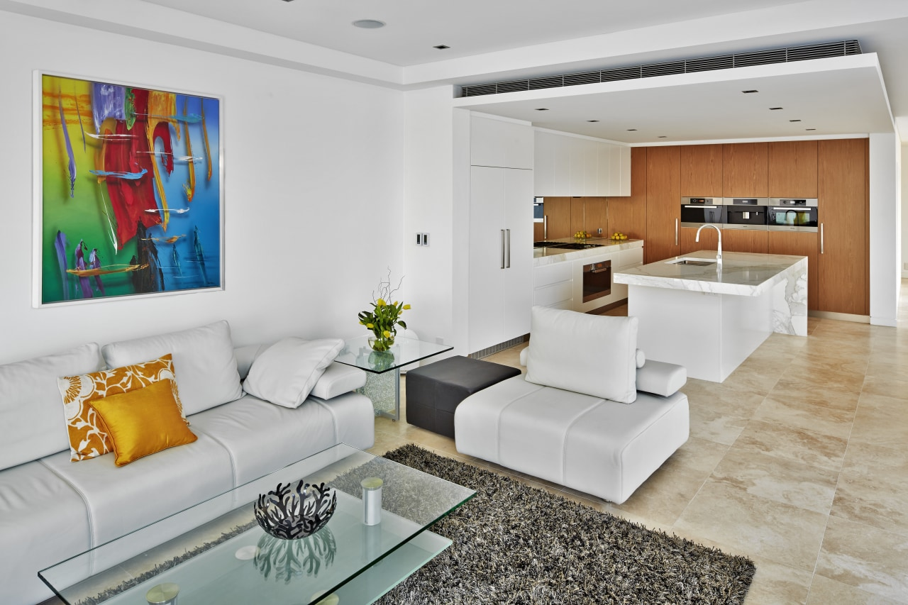 Contemporary family living by Starr Constructions home, interior design, living room, real estate, gray