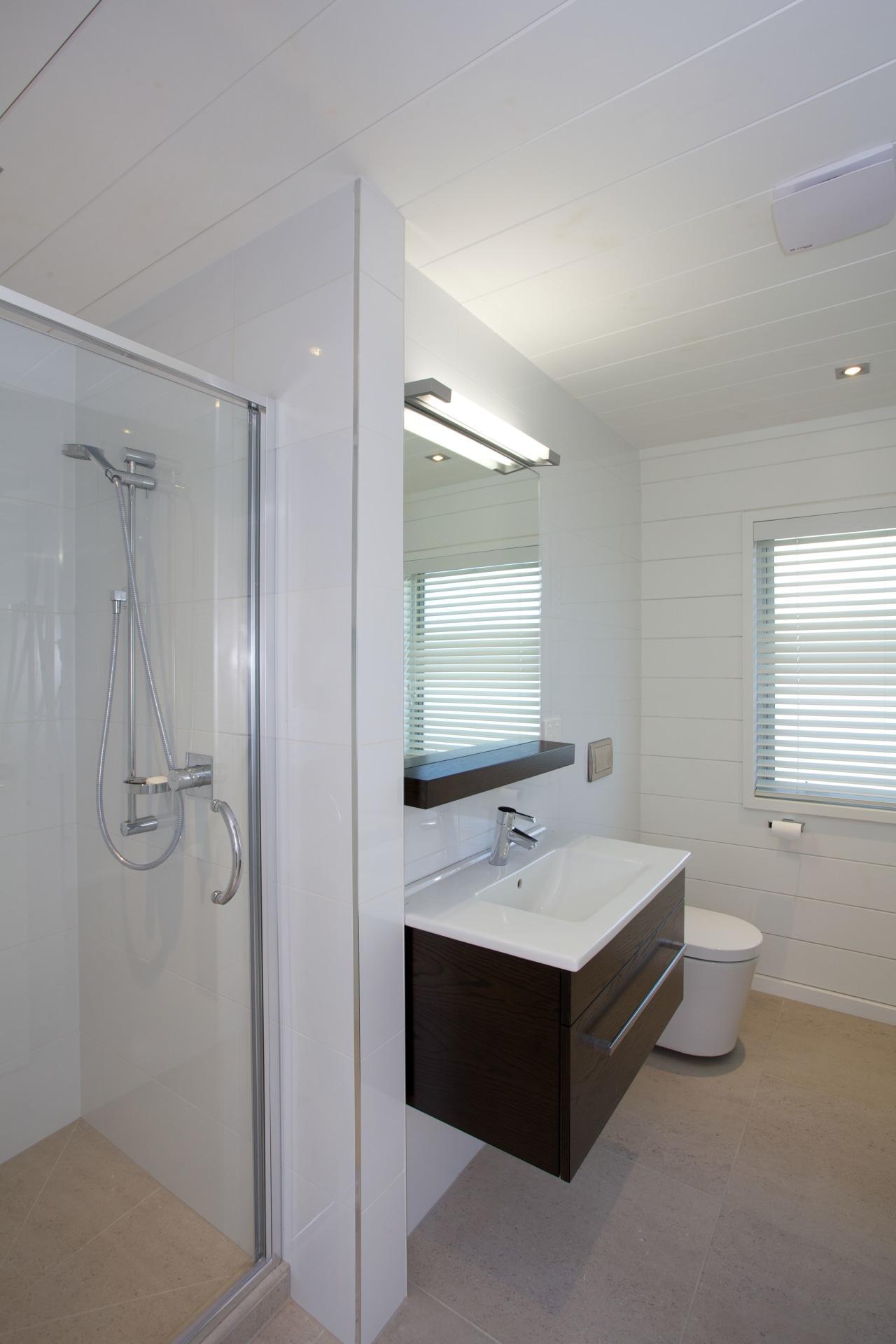 Beach home bathroom bathroom, home, interior design, plumbing fixture, real estate, room, sink, gray
