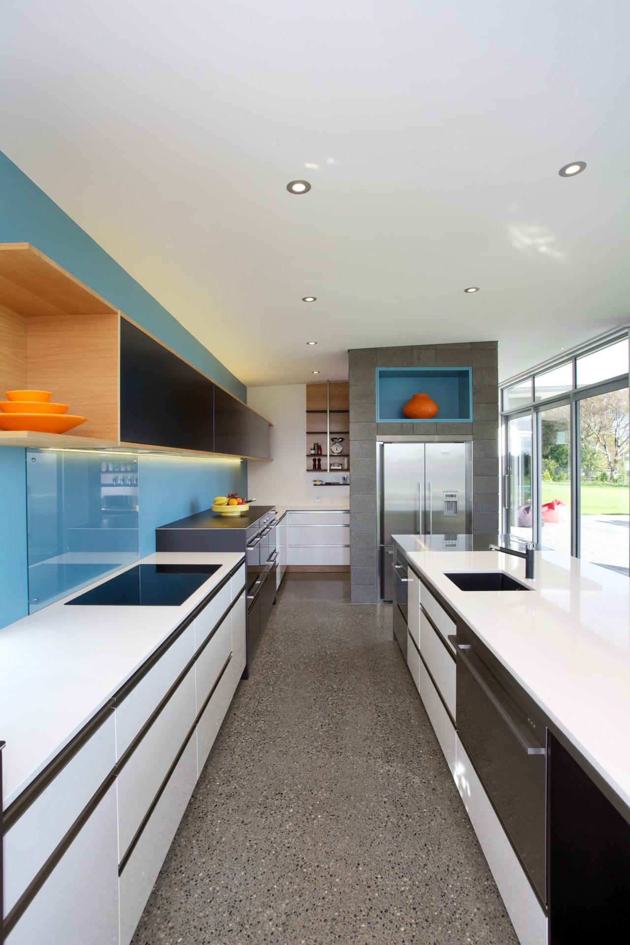 This kitchen designed by Melanie Craig Design Partners countertop, interior design, kitchen, real estate, room, white, gray