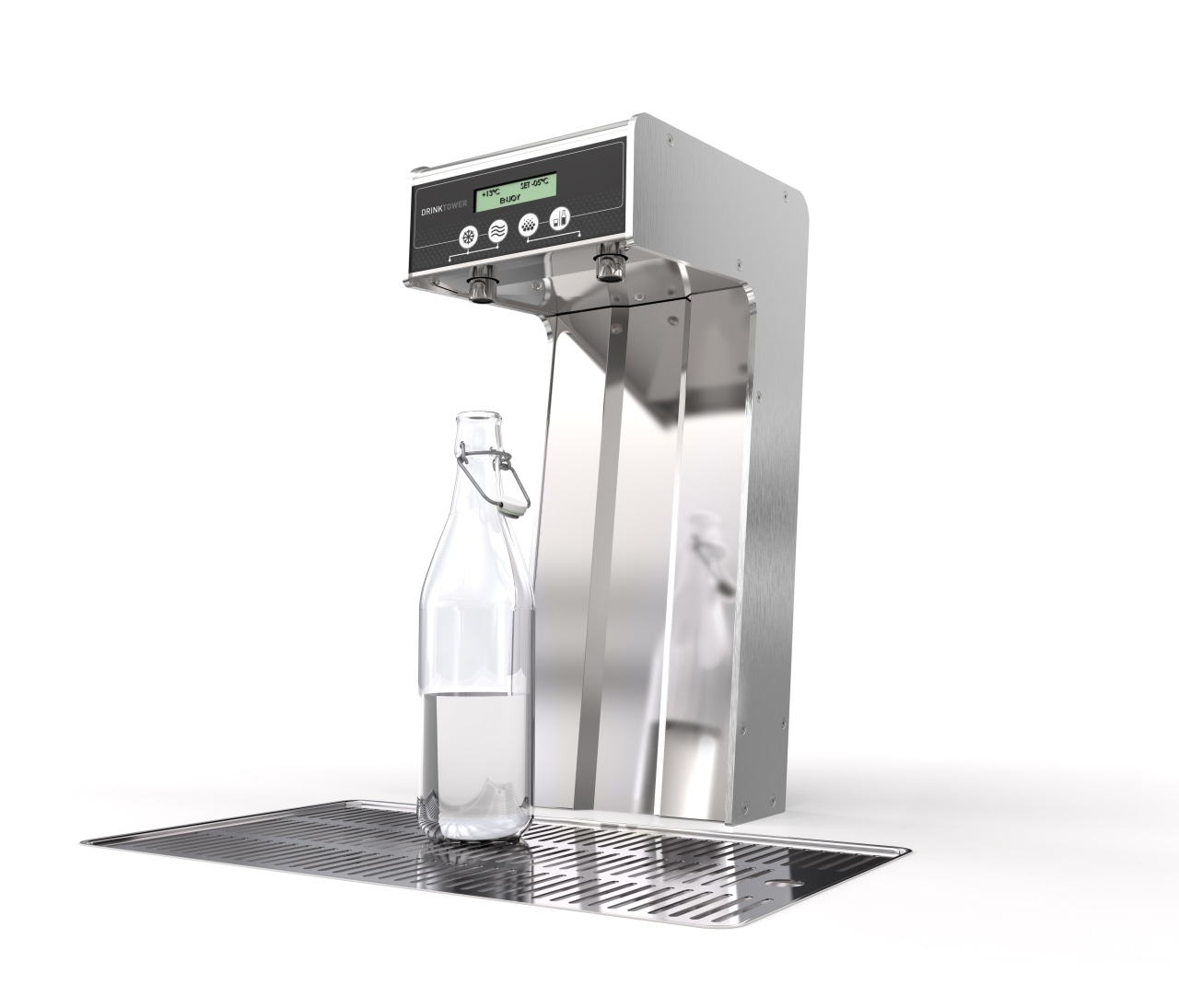 Cosmetal filtered drinking water systems from Merquip offer coffeemaker, espresso machine, kitchen appliance, product, product design, small appliance, white