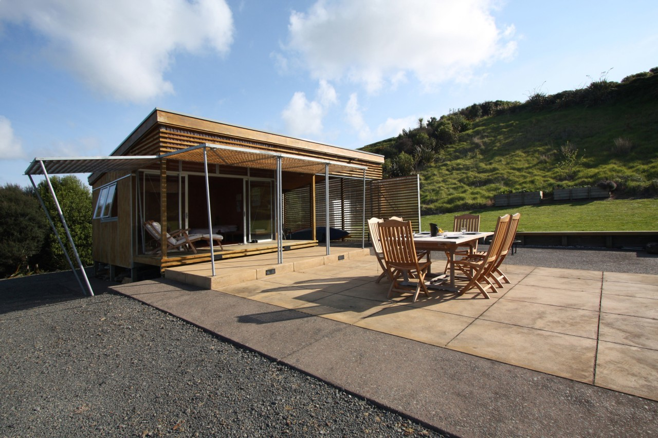 CAAHT Studio Architects works well in a variety cottage, estate, home, house, property, real estate, shed, black