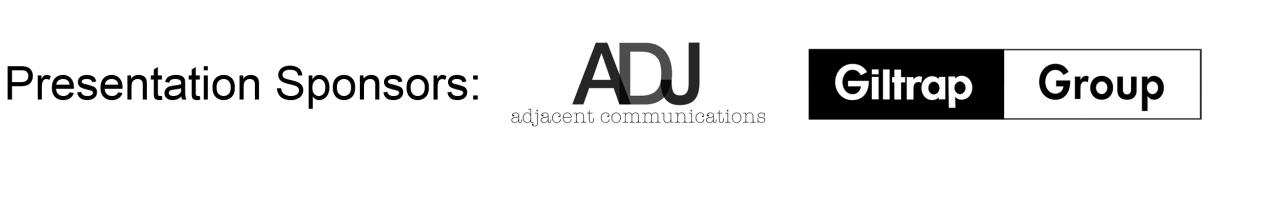 2021 TIDA Bathrooms Presentation Sponsors txtline ADJ Giltrap