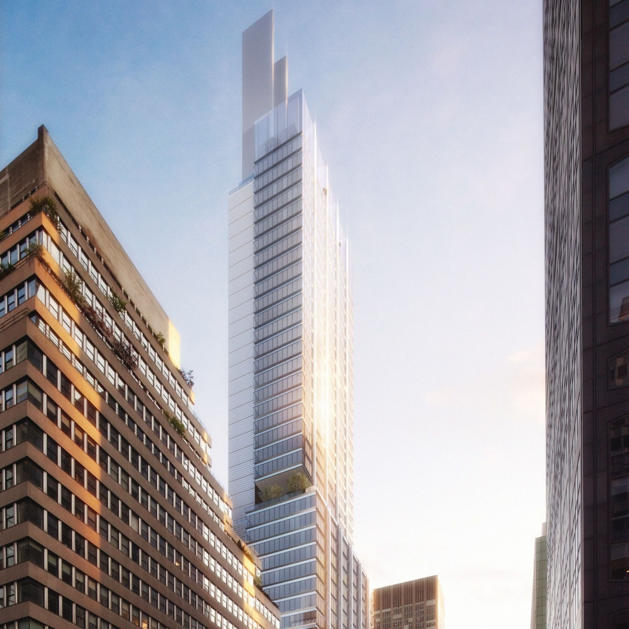 425 Park Avenue. Image courtesy of Foster + white
