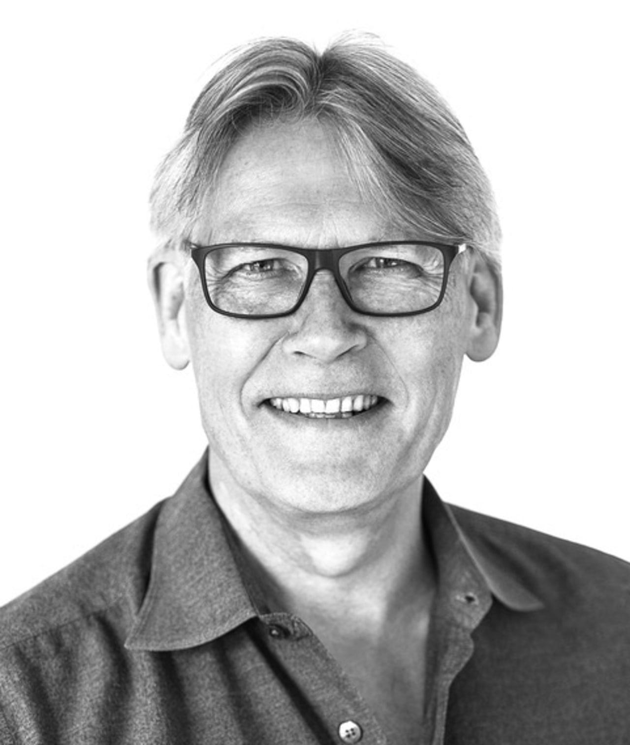 Jonathan Custance, managing director, Custance
