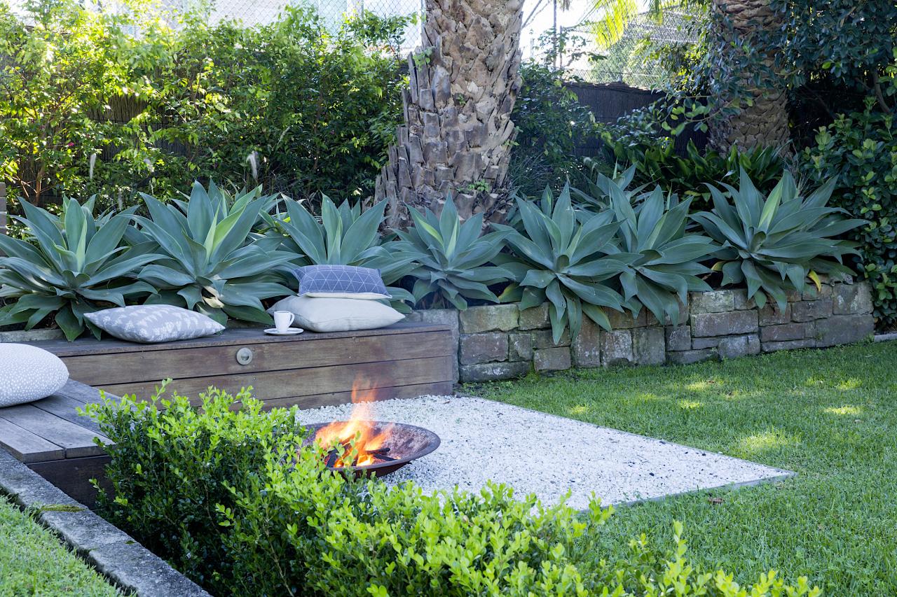 Part sculpture, part nurturing beacon of warmth, firepits