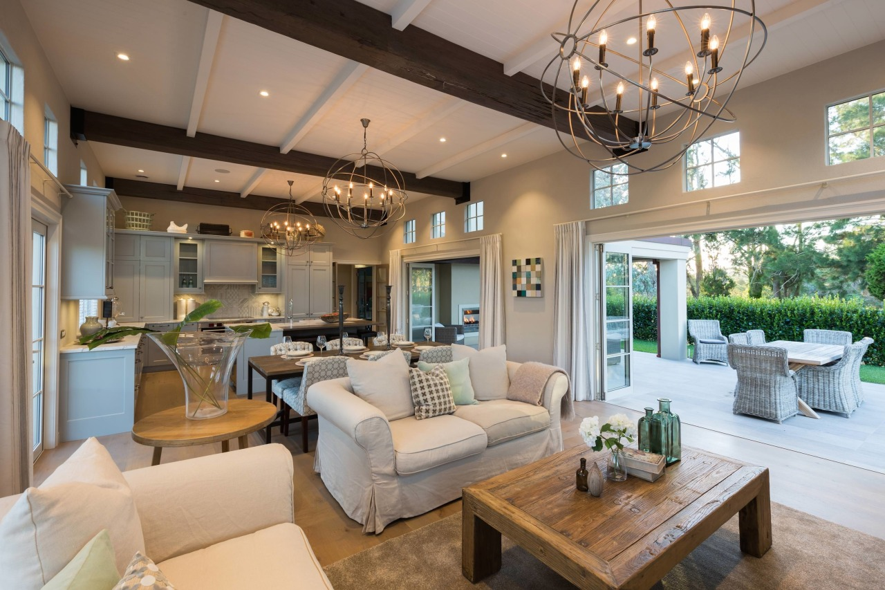 Masonry Design Solutions Ltd View - ceiling | ceiling, estate, home, interior design, living room, real estate, gray, brown